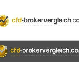 Tarikov tarafından logo design (plus favicon) for CFD Broker website için no 61