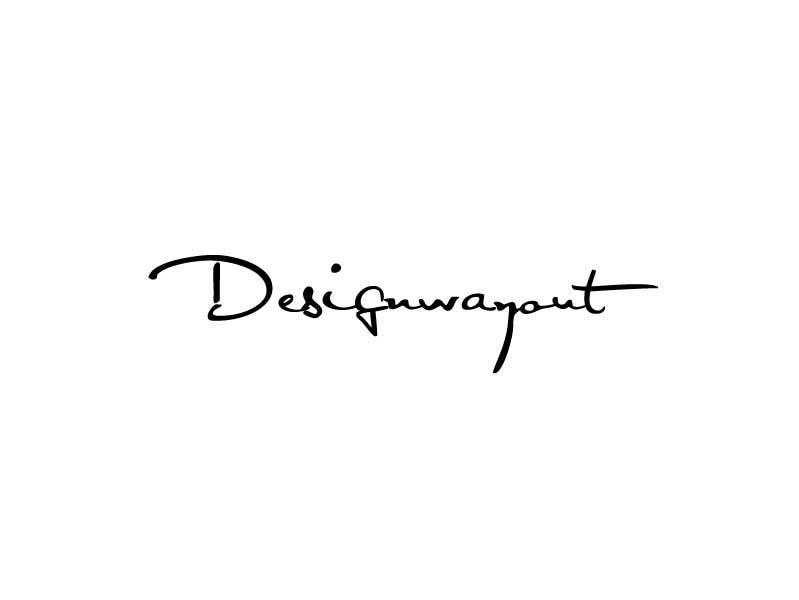 Konkurrenceindlæg #                                        2                                      for                                         Design a Logo for my Design Blog