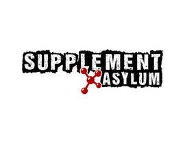 #15 for Design a Logo for Supplement Asylum af DesignSN