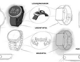 XFrank tarafından Industrial Sketch for Smart Watch için no 6