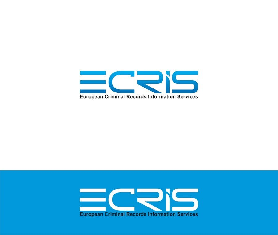 Contest Entry #49 for Develop logo and Corporate Identity for ECRIS