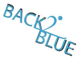 #29 for Design a Logo for Back2Blue af cyborg777