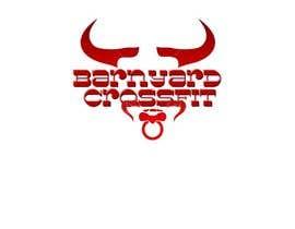 zizolopez tarafından Barnyard Beatdown CrossFit Competition Logo için no 14
