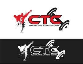 #44 para Design a Logo for CTC Martial Arts & Fitness Centre por paijoesuper