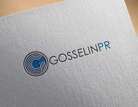 #102 for Design a Logo for Gosselin PR by Alluvion