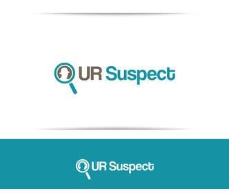 #115 cho Design a Logo for ursuspect.com bởi SergiuDorin