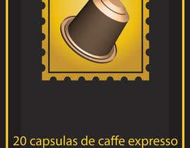 #14 for LOGO and PACKAGING GRAPHIC DESIGN for our new product: BOX of coffee and tea capsules AROMA SELEZIONE by Aleshander