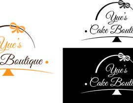 #5 for Develop a profile (logo, business card, sticker) for a Cake Store af SoundOfFairies