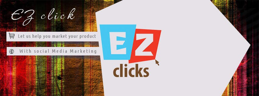 #1 for Design a Cool Banner For Ez-Clicks by silverXblood