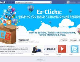 #23 for Design a Cool Banner For Ez-Clicks af holecreative