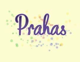 "Nro 17 kilpailuun Design a Logo for the word ""Prahas"" which in english is colours käyttäjältä RitaMat"
