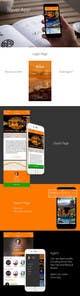 Kilpailutyön #11 pienoiskuva kilpailussa Design an App Mockup
