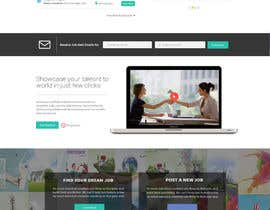 #3 para Job Bank Website Design por Skitters