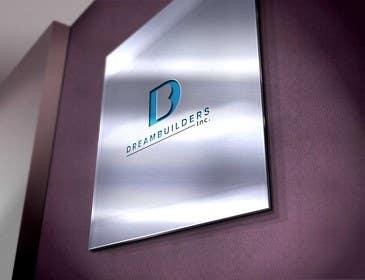 Nro 7 kilpailuun Design a Logo for DreamBuilders Inc. käyttäjältä mohammedkh5