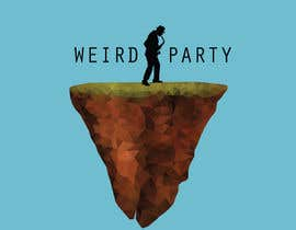 #6 untuk Design a T-Shirt for the band Weird Party oleh lucanif