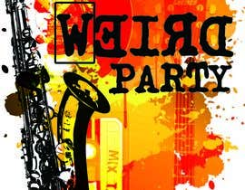 #3 cho Design a T-Shirt for the band Weird Party bởi drfranzy