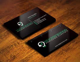 #17 cho Design some Business Cards for Neighborhood Wholesale Electric bởi IllusionG