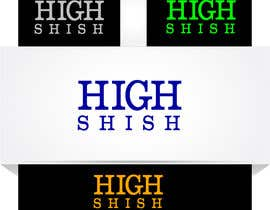 #11 cho Design a Logo for HIGH SHISH Cigarillos bởi mafy2015