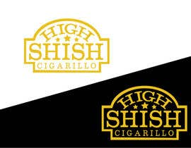 #29 cho Design a Logo for HIGH SHISH Cigarillos bởi mafy2015