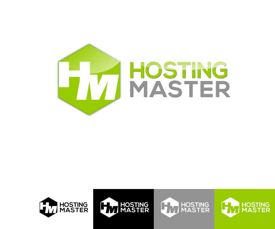 Proposition n°26 du concours Develop a Logo/Corporate Identity for HostingMaster