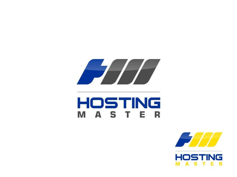 #41 for Develop a Logo/Corporate Identity for HostingMaster by Qomar