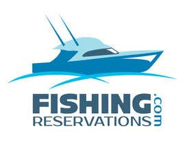 #67 para Design a Logo for FishingReservations.com por allgeo