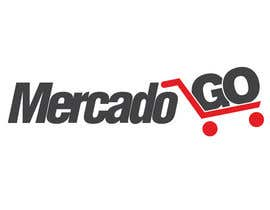 #51 para Logo for MercadoGO por vernequeneto