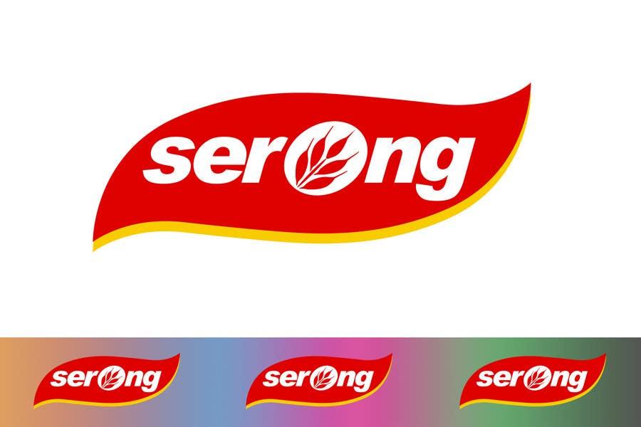 Penyertaan Peraduan #                                        191                                      untuk                                         Logo Design for brand name 'Serong'