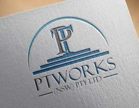 #109 for Design a Logo for PTWorks (NSW) Pty Ltd by vadimcarazan