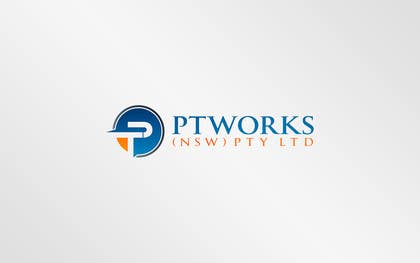 #87 untuk Design a Logo for PTWorks (NSW) Pty Ltd oleh sdartdesign