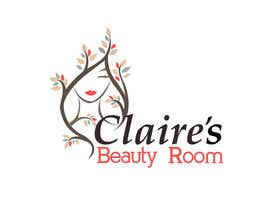 #36 for Design a Logo for Claire's Beauty Salon af palmasaith