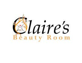 #37 for Design a Logo for Claire's Beauty Salon af palmasaith