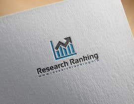 MridhaRupok tarafından Design eines Logos for Research Ranking website için no 56