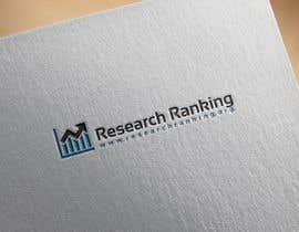 MridhaRupok tarafından Design eines Logos for Research Ranking website için no 57