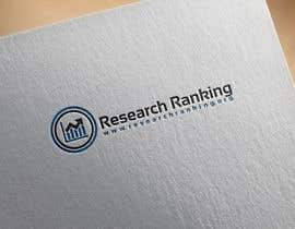 MridhaRupok tarafından Design eines Logos for Research Ranking website için no 59