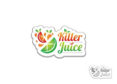 #17 cho Design a Logo for Killer Juice bởi feroznadeem01