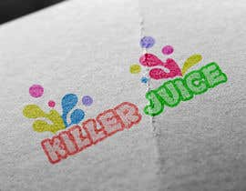 #46 para Design a Logo for Killer Juice por kannasanthosh