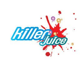 #48 para Design a Logo for Killer Juice por kmohan7466