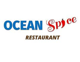#28 for Design a Logo for Ocean Spice Restaurant af jellaravi