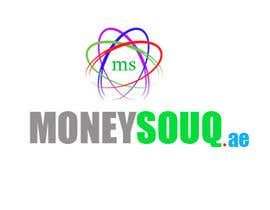 #135 para Logo Design for Moneysouq.ae   this is UAE first shopping mall financial exhibition por Cyan3Ds