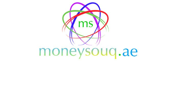 Penyertaan Peraduan #124 untuk Logo Design for Moneysouq.ae   this is UAE first shopping mall financial exhibition