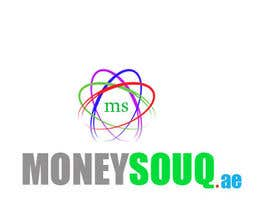 #147 para Logo Design for Moneysouq.ae   this is UAE first shopping mall financial exhibition por Cyan3Ds