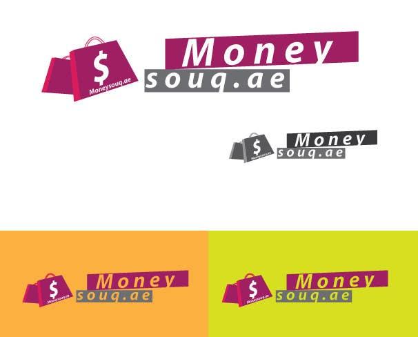 Inscrição nº 118 do Concurso para Logo Design for Moneysouq.ae   this is UAE first shopping mall financial exhibition