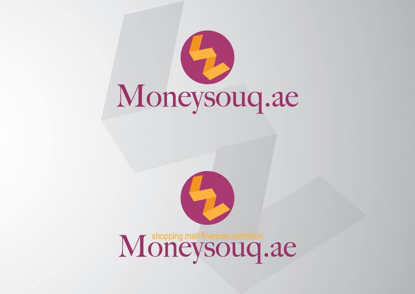 Inscrição nº 38 do Concurso para Logo Design for Moneysouq.ae   this is UAE first shopping mall financial exhibition