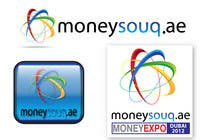 Graphic Design Inscrição do Concurso Nº152 para Logo Design for Moneysouq.ae   this is UAE first shopping mall financial exhibition
