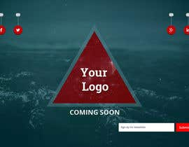 #15 cho Design a Coming Soon page for selling in Themeforest bởi xsasdesign
