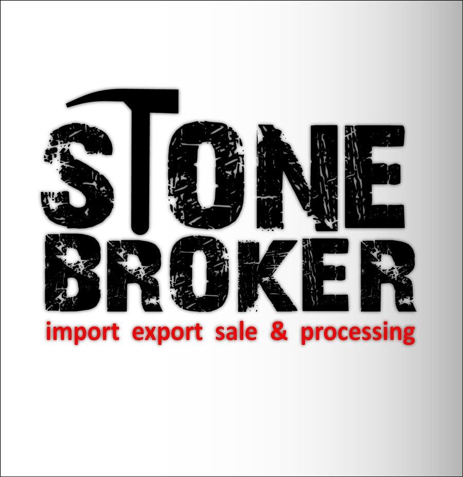 Konkurrenceindlæg #26 for Design a logo for Stone Broker (stonebroker.ch)