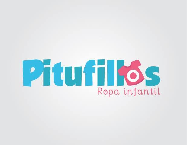 Dise Ar Un Logotipo Para Tienda Online De Ropa Infantil