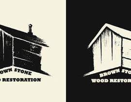 #24 untuk Logo design:  Woodwork restoration company oleh rajupalli