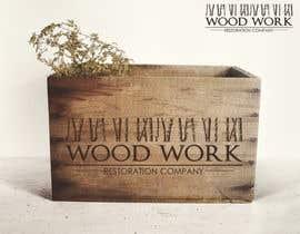 #27 untuk Logo design:  Woodwork restoration company oleh DmitriyYarovoy